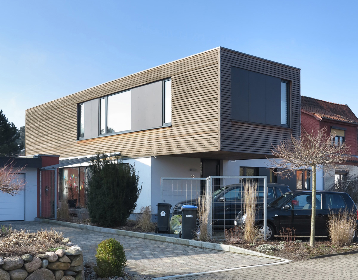 wohnhaus kr batzik meinheit architekten. Black Bedroom Furniture Sets. Home Design Ideas